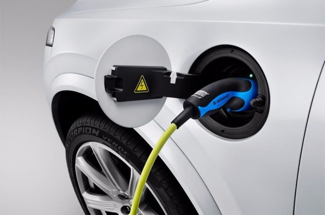 Coche eléctrico de Volvo