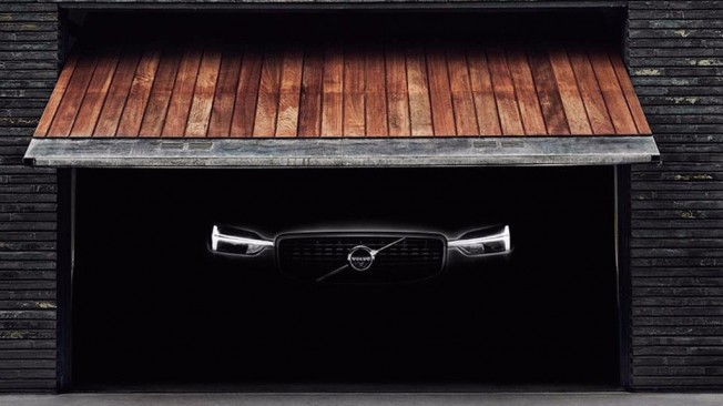 Volvo XC60 2017 - teaser