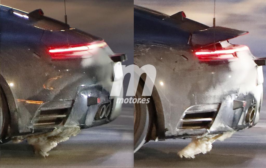 Porsche 911 2018: Su nuevo alerón trasero escamoteable en detalle