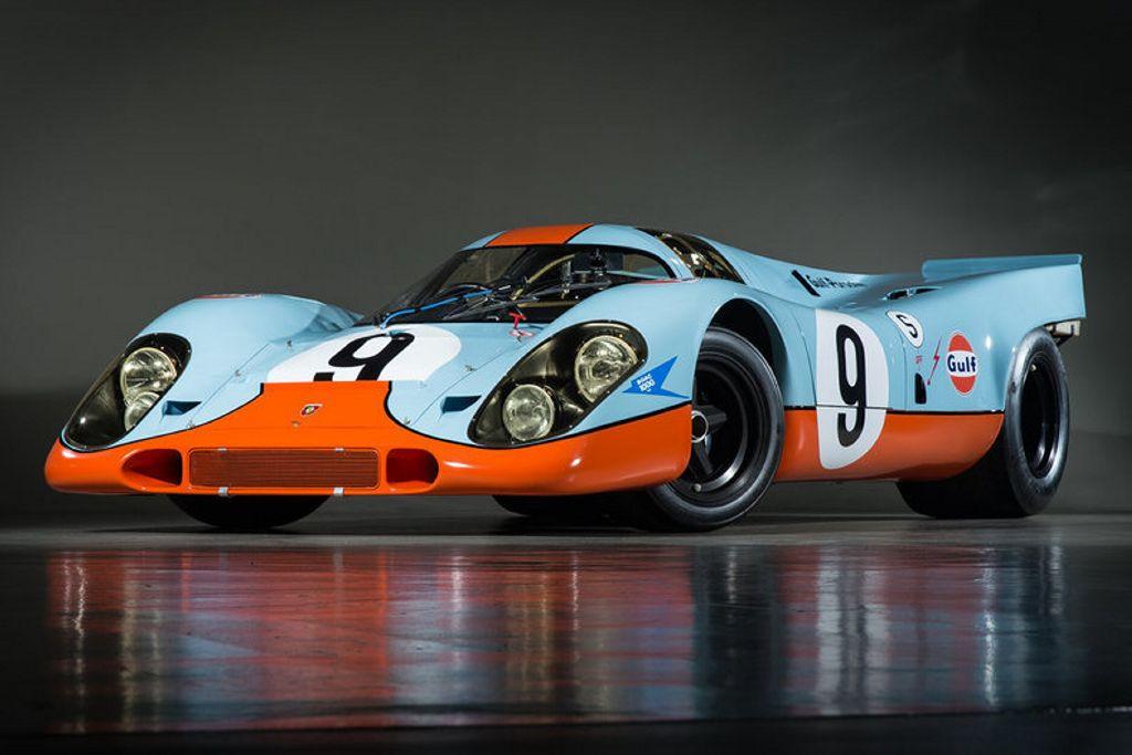 Porsche 917K 1969: a la venta el primer ejemplar del 917 que logró acabar una carrera