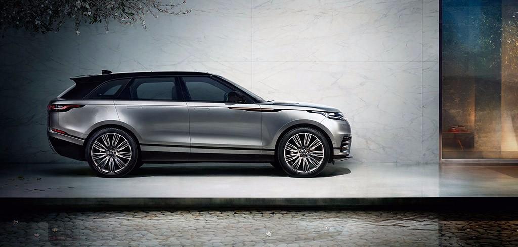 El nuevo Range Rover Velar al detalle en estas nuevas imágenes filtradas