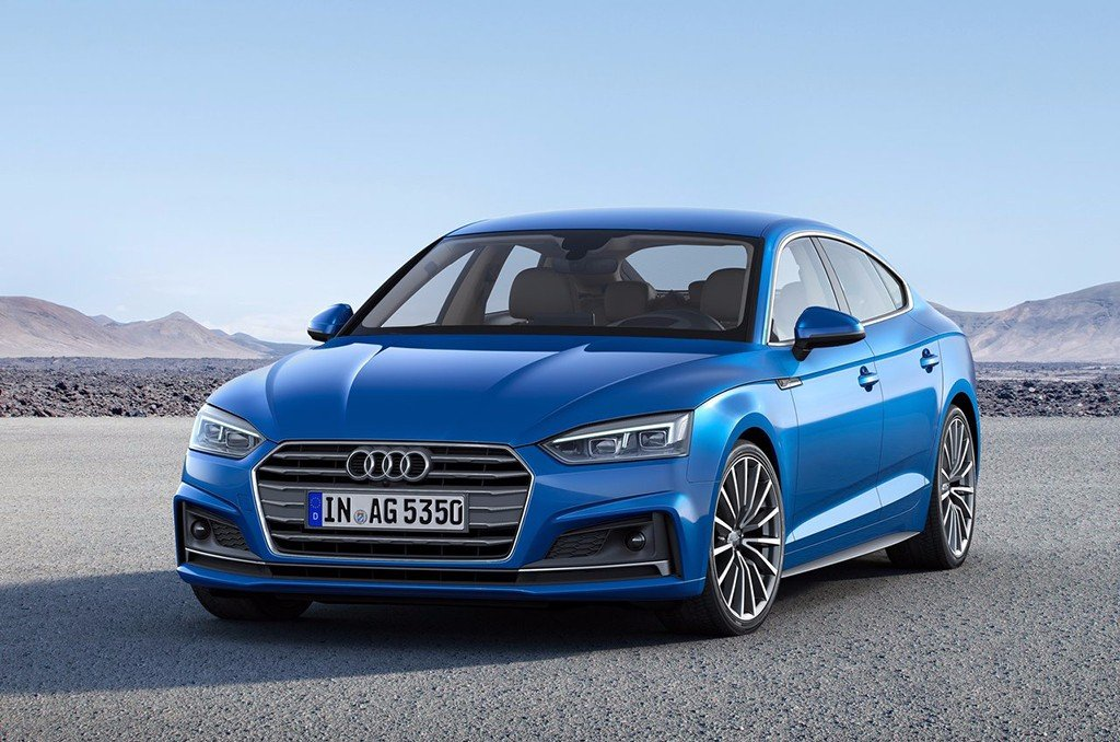 Audi A5 Sportback g-tron 2017: posibilidad de elegir entre gasolina o gas