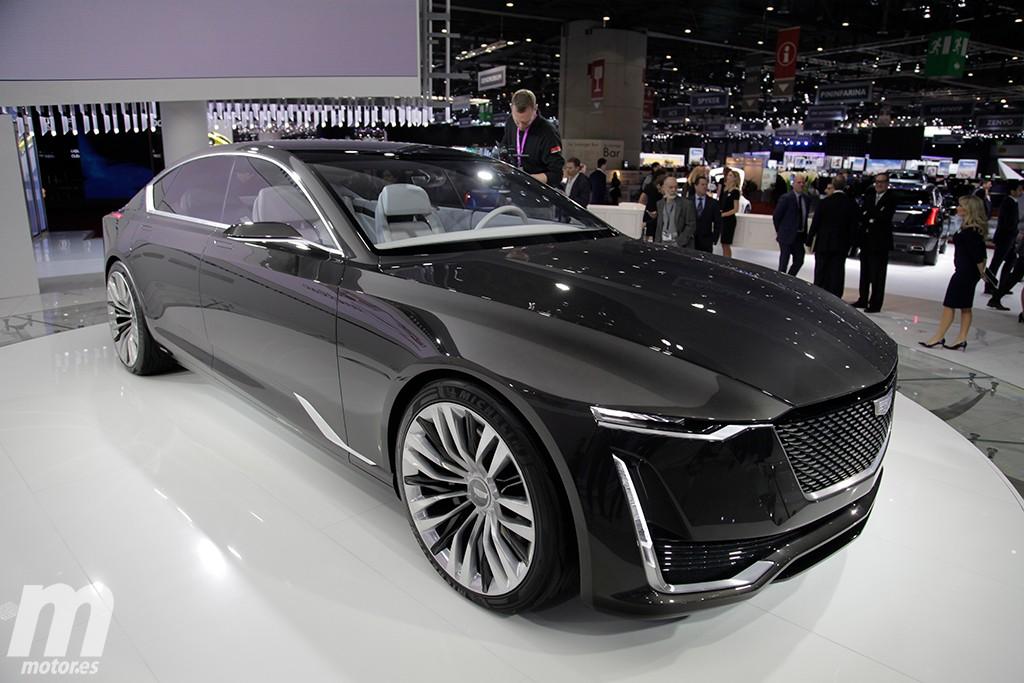 El Cadillac Escala Concept también se pasea por Europa