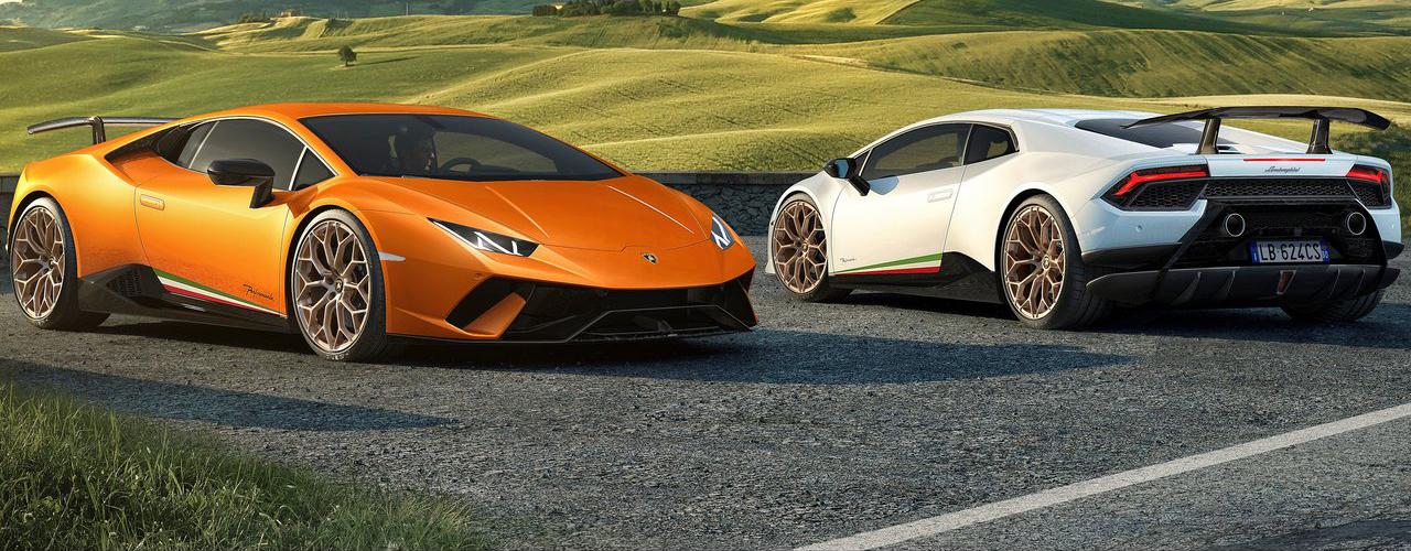 Lamborghini Huracán Performante 2017: primeras imágenes oficiales y todos sus datos