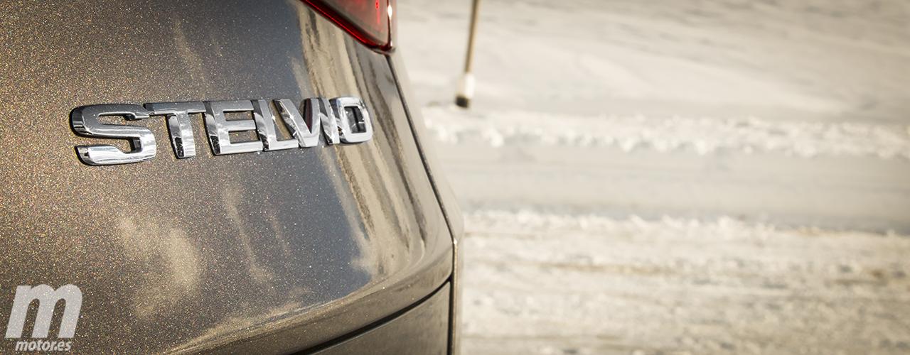 Prueba Alfa Romeo Stelvio, un SUV hecho a base de pasión italiana