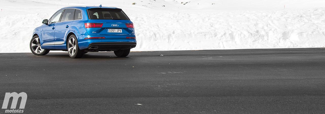 Prueba Audi Q7 3.0 TDI Ultra, un gigante con espíritu ahorrador