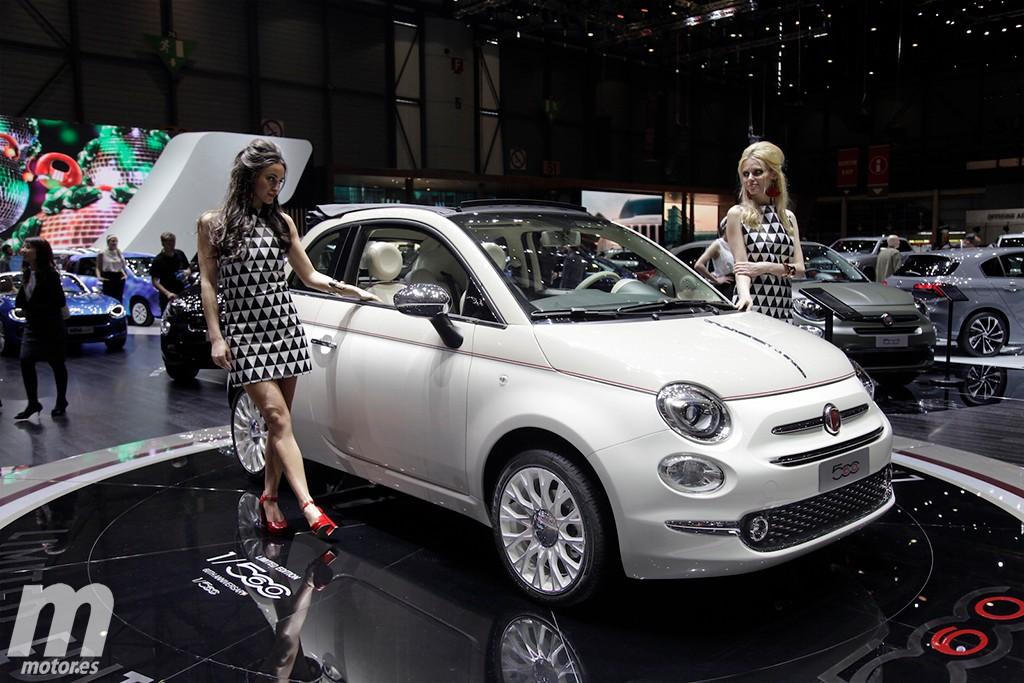 Fiat 500 Sessantesimo: una edición limitada para celebrar los 60 años del 500