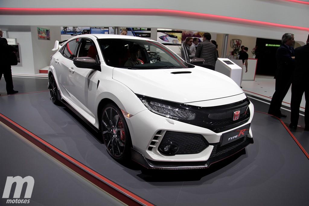 Honda Civic Type R 2017: se desvela la nueva generación del compacto deportivo