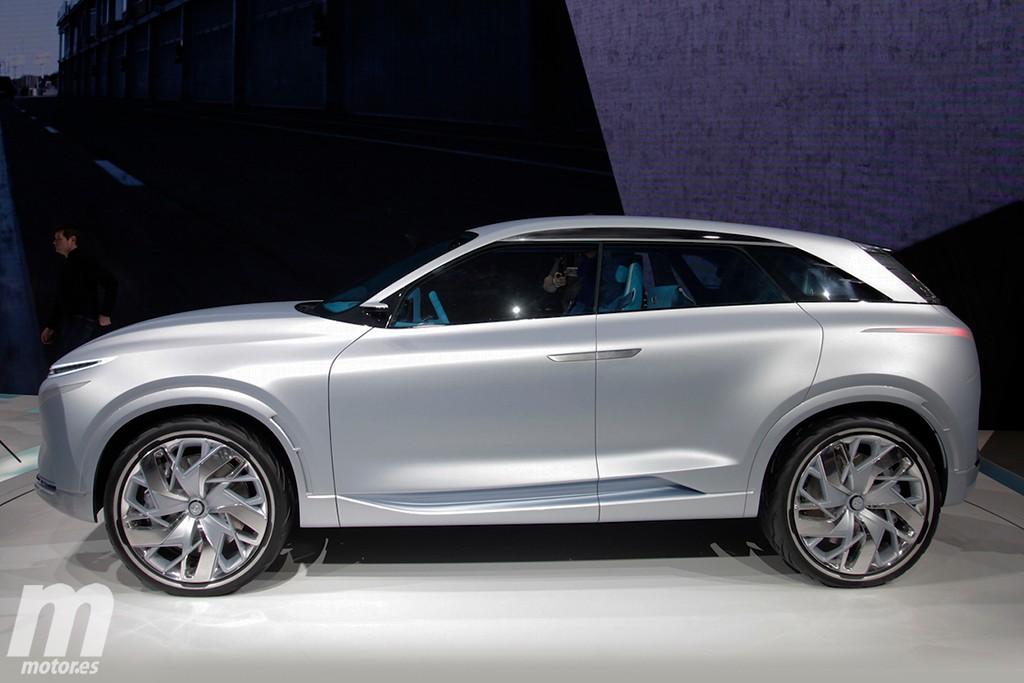 Hyundai FE Fuel Cell Concept: el fabricante surcoreano apuesta por el hidrógeno