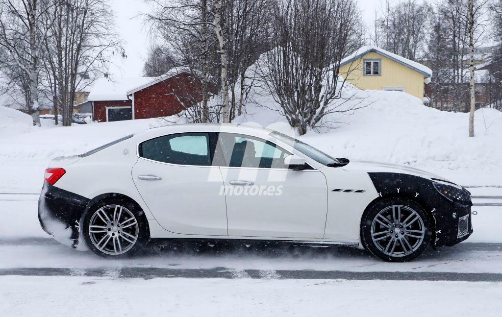 2018 Maserati Ghibli Facelift 9
