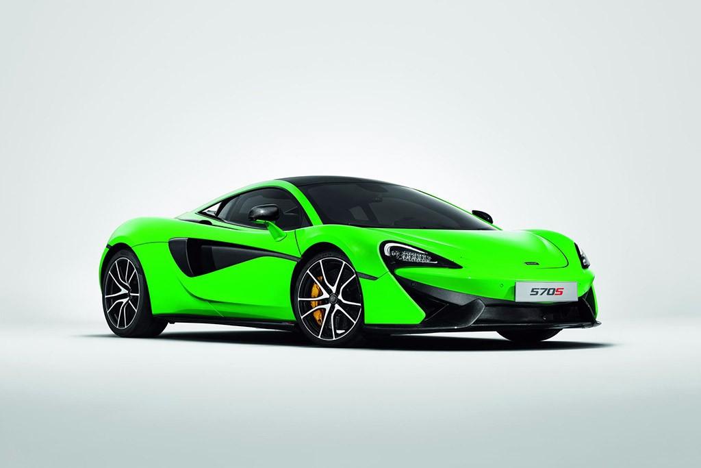 McLaren presenta una nueva gama de accesorios para la familia Sports Series