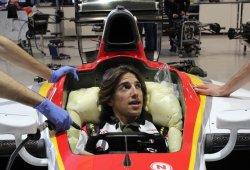 Roberto Merhi probará el F2 de Campos Racing