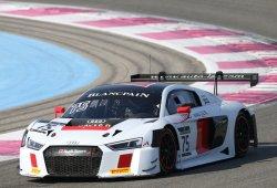 50 coches GT3 se dan cita en el test oficial de las Blancpain