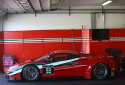 AF Corse alinea un Ferrari en la Silver Cup de la Copa Sprint