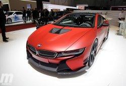 AC Schnitzer presenta su nueva preparación para el BMW i8 en Ginebra