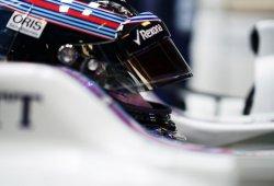 El accidente de Stroll dañó el chasis y Williams no podrá hacer el test de mojado