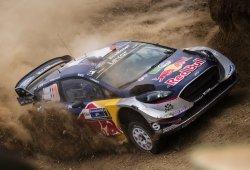 En duda el podio de Sébastien Ogier en el Rally de México