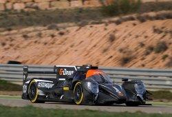 Alex Lynn se queda el ultimo asiento de G-Drive en LMP2