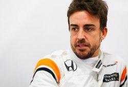 La retirada no es un opción para Alonso mientras los resultados sigan sin llegar