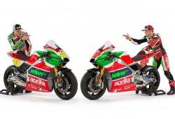 La Aprilia RS-GP 17 presume de orgullo italiano en MotoGP