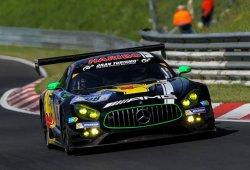 Gran apuesta de Mercedes en las 24 Horas de Nürburgring