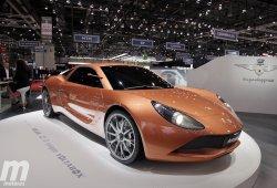 Artega Scalo Superelettra: nueva versión con más de 1.000 CV del deportivo eléctrico alemán