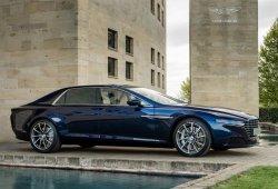 Aston Martin está planeando una futura gama de berlinas Lagonda