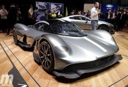 Aston Martin Valkyrie: así se llamará el espectacular AM-RB 001