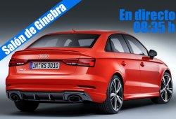 En directo: Audi desde el Salón de Ginebra