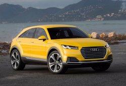 El Audi Q4 llegará al mercado en el año 2019, después del e-tron quattro