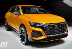 Audi Q8 Sport Concept, anticipando el próximo SUV en Ginebra