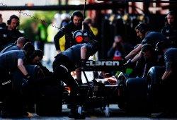 Boullier, satisfecho con el MCL32, pero no con Honda