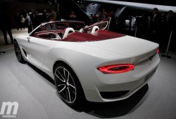 Bentley EXP 12 Speed 6e Concept, los coches de lujo se electrifican