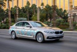 BMW lanzará un modelo de conducción autónoma de nivel 5 en 2021