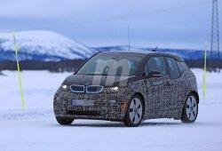 Un nuevo vistazo al BMW i3 2018: continúa el desarrollo del esperado lavado de cara