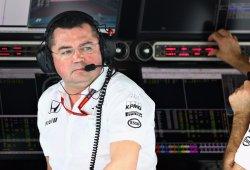 """Boullier: """"Con motor Mercedes estaríamos ganando"""""""