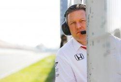 """Brown: """"McLaren lo tiene todo para ganar, excepto potencia"""""""