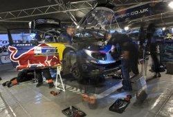 La caja de cambios del Ford de Sébastien Ogier es legal