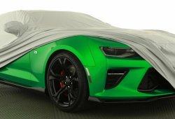 Chevrolet Camaro Track Concept: nuevo y radical prototipo del Camaro para Ginebra