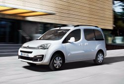 Citroën E-Berlingo Multispace 2017: combinar practicidad y eficiencia es posible