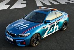 Los coches oficiales de las 24 Horas de Le Mans serán BMW