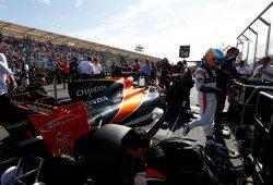 Los números dan la razón a Alonso: McLaren sólo gana a Sauber