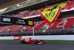 Día 7 de test: Vettel, récord y paliza de 156 vueltas