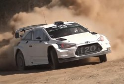 Dani Sordo prepara el Rally de Argentina en Arganil