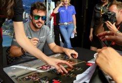 Alonso se marca como objetivo poder buscar los límites del coche