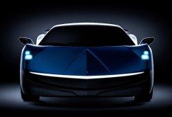 Elextra: nuevas imágenes del deportivo de 4 puertas eléctrico suizo