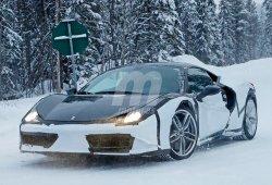 ¿Está más cerca el regreso del Ferrari Dino? Atención a estas fotos espía