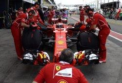 Pequeños problemas lastran a Ferrari en la primera jornada