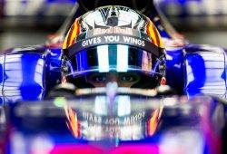 La fiabilidad del STR12 lastra a Carlos Sainz y Daniil Kvyat