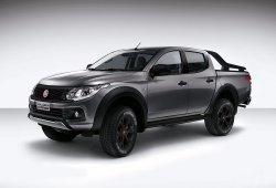 El nuevo Fiat Fullback Cross busca reflejar su carácter fuerte en su imagen deportiva